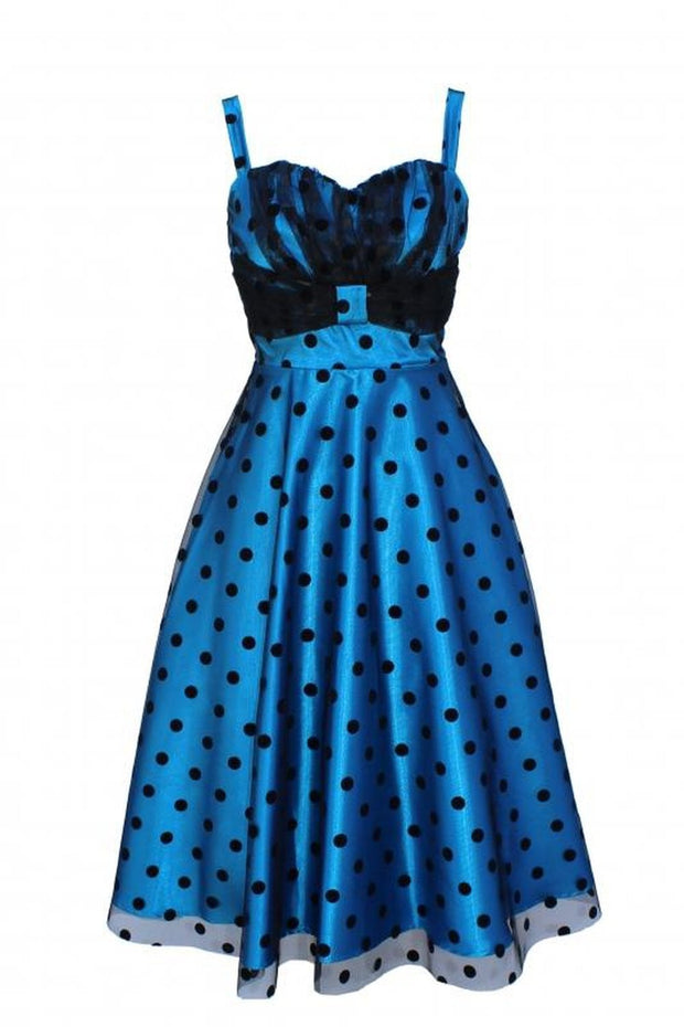 STARLIGHT SWING DRESS