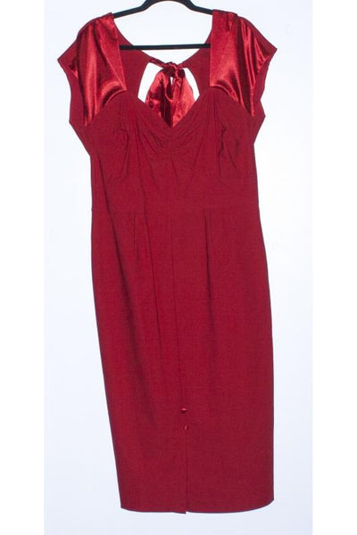 ITEM 2729 RED SIZE18