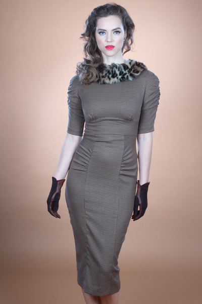 Luiza Fitted Dress,stopstaring.