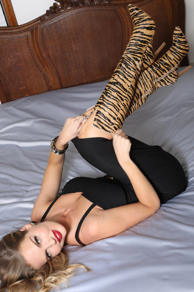 Sexy Tiger Boot