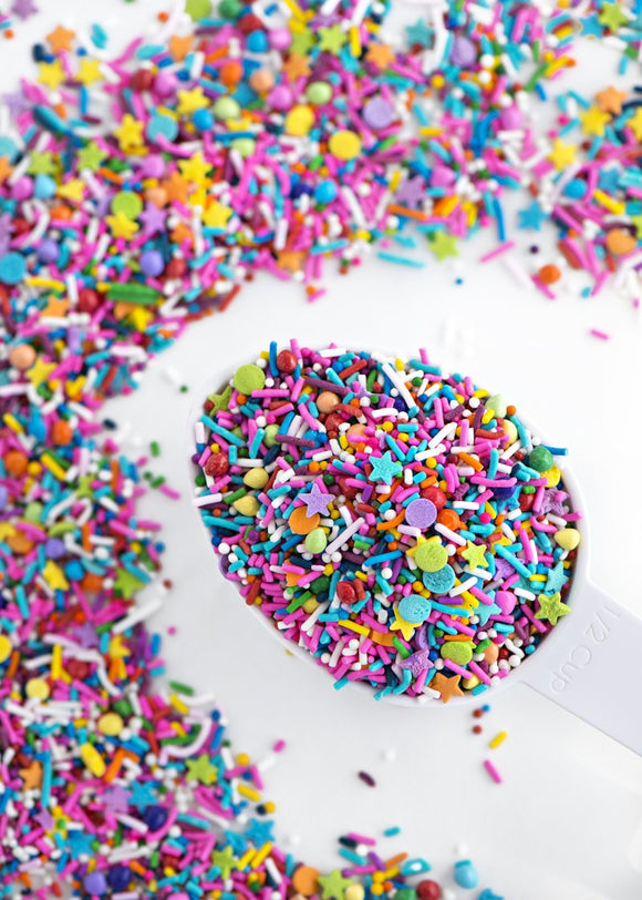 HAPPY PLACE Sprinkle Medley Vegan | GF | Kosher