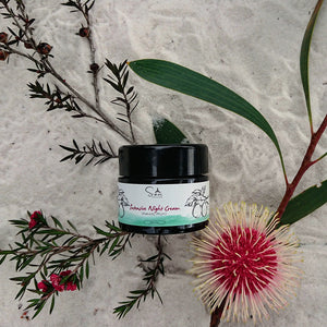 night cream intensive kakadu plum