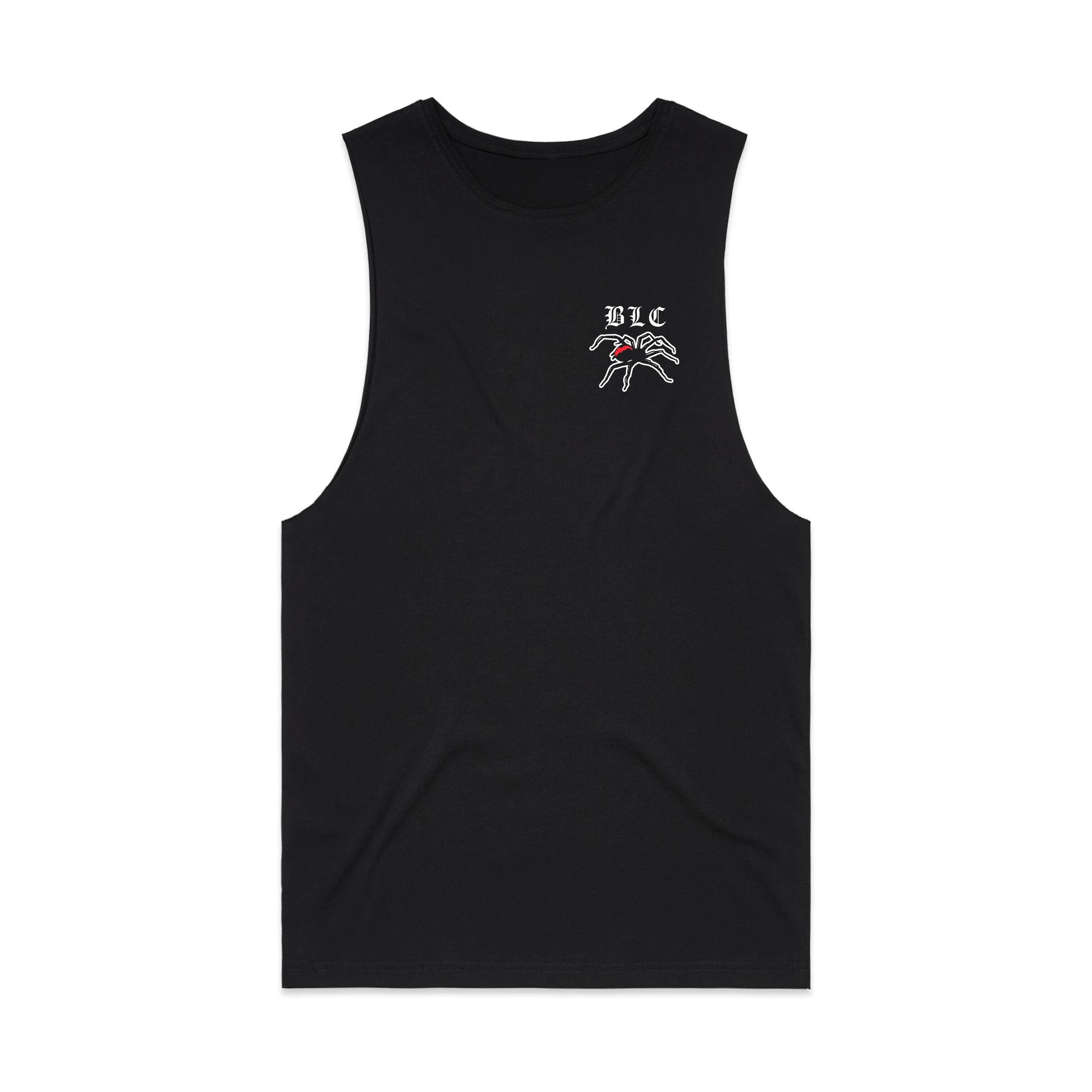 BLC Spiders Cut-Off Tee