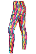 Bubble Babble Leggings