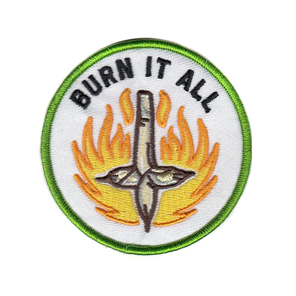 BLC - Burn It All Patch