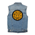 Hail Satan Large Back Patch