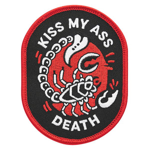 Kiss My Ass Patch