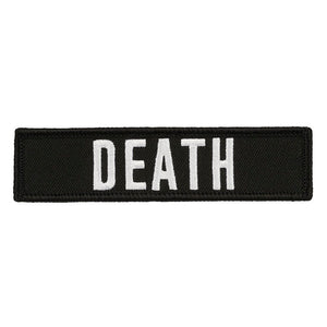 Death Rocker Patch