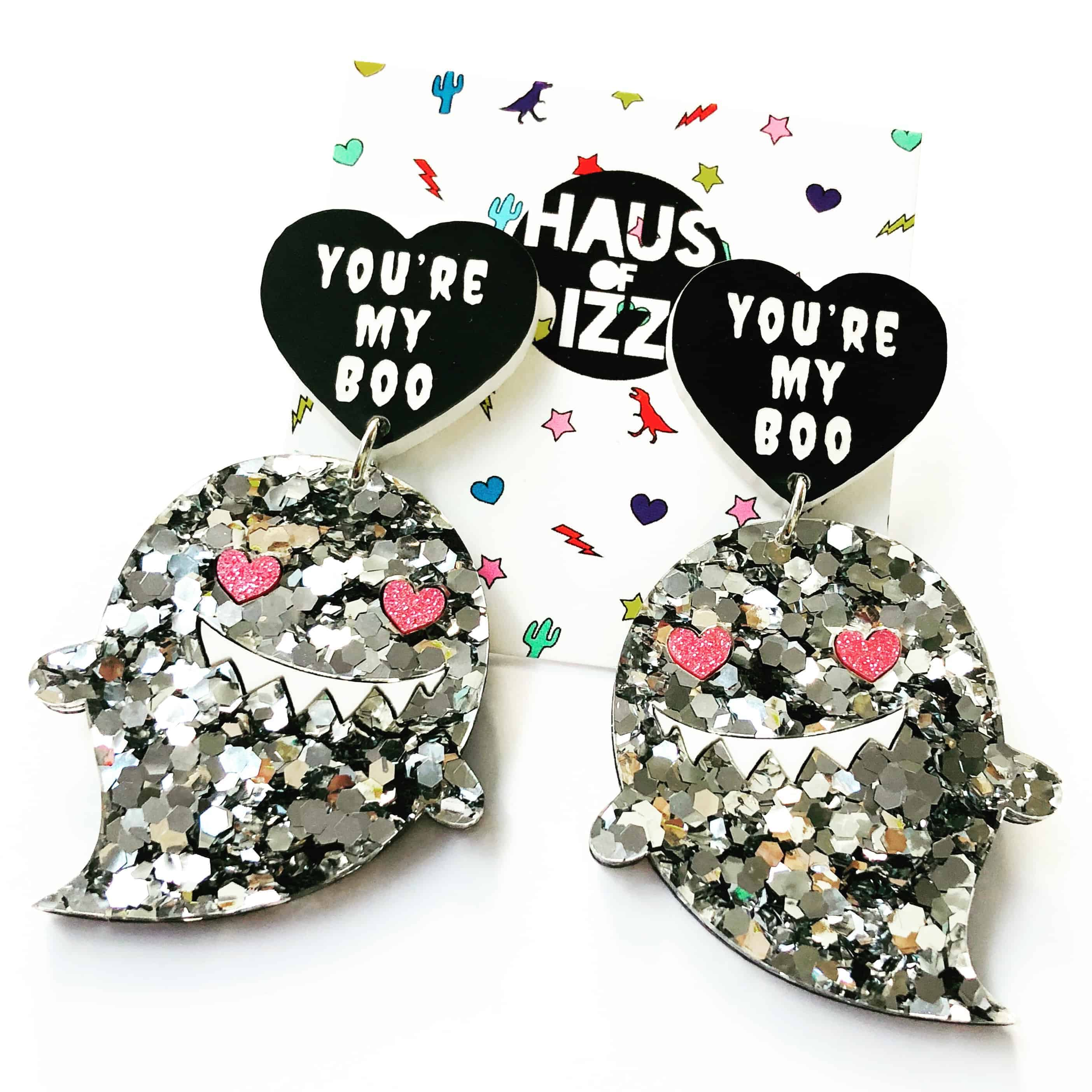 You're my Boo Limited Edition Earrings