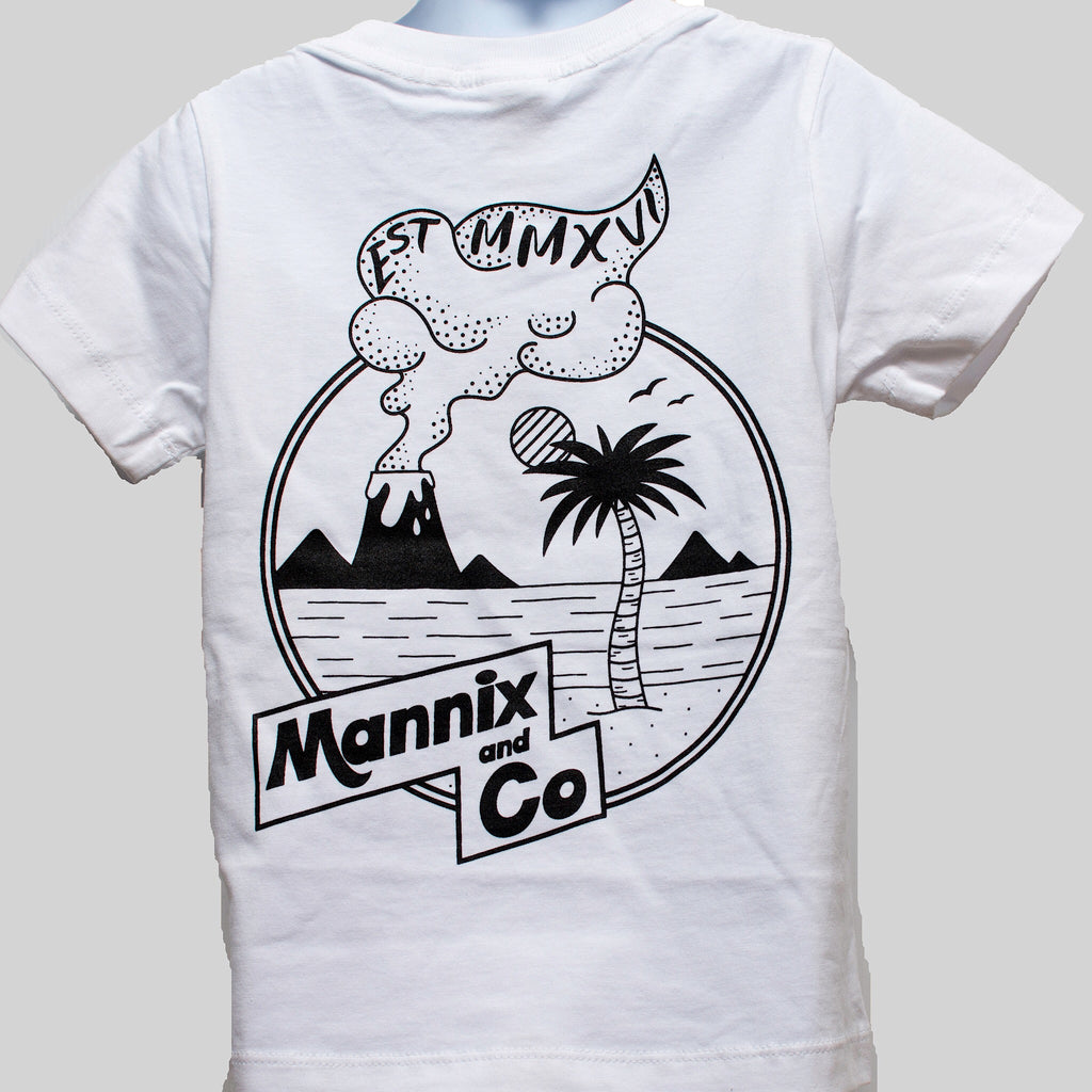 Mannix & Co Take Me To Maui Kids Tee
