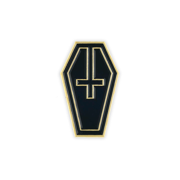 Quick Death Lapel Pin