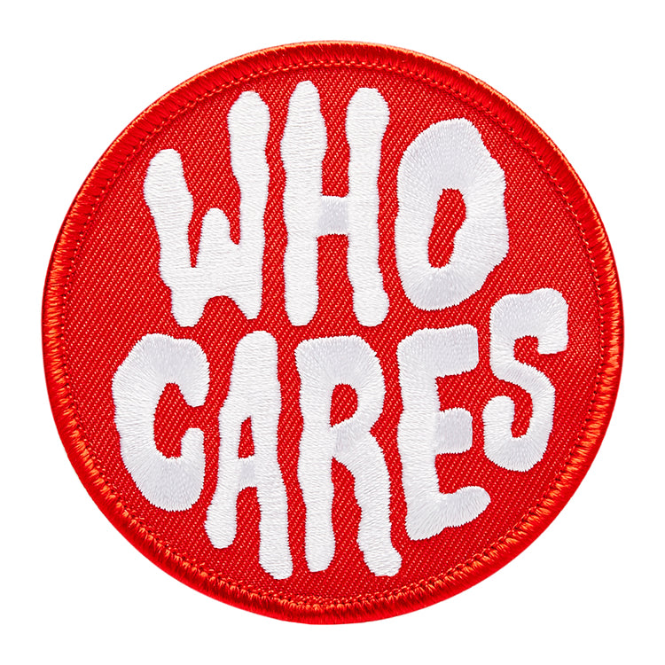 Who Cares Patch