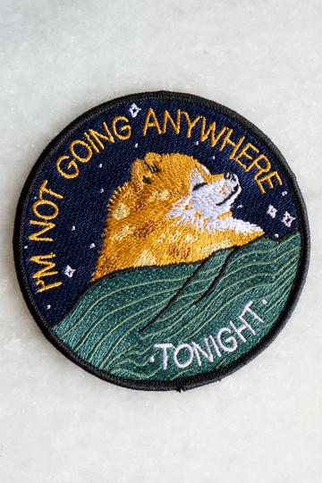 Stay Home Club 'Anywhere Tonight' Patch