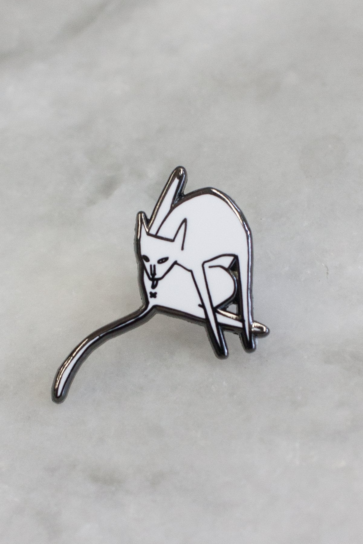 Bathing Lapel Pin