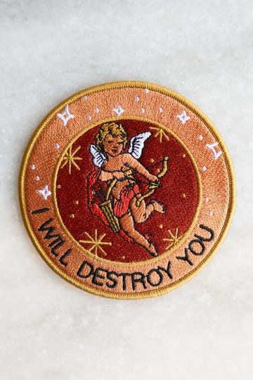 Stay Home Club 'Destroy (Cupid)' Patch
