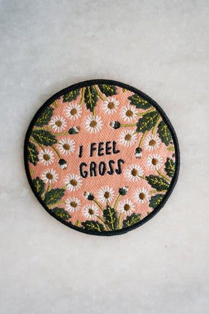 Stay Home Club 'I Feel Gross' Patch