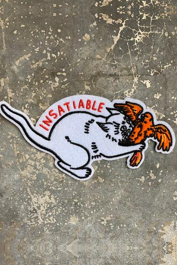 Stay Home Club 'Insatiable' Patch