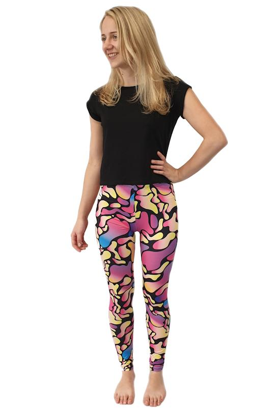 Luxurious Lava Leggings