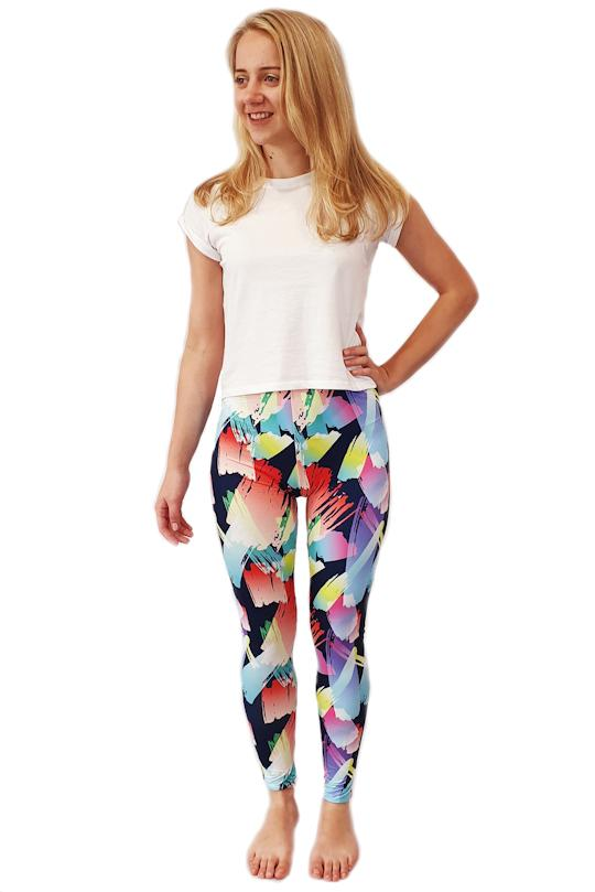 Strokes of Genius Leggings