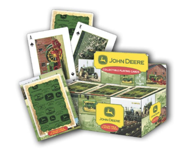 John Deere Collectible playing cards LP10250