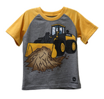 John Deere Boy Toddler Tee Front Loader SIZE 3T         LP72266-3