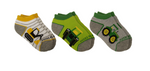 John Deere Boys Socks 3 pack Short LP69008