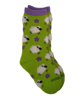 John Deere Girls Socks Sheep    LP69030