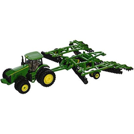 John Deere 1:64 scale 8320R Tractor with 637 Disk - LP51306