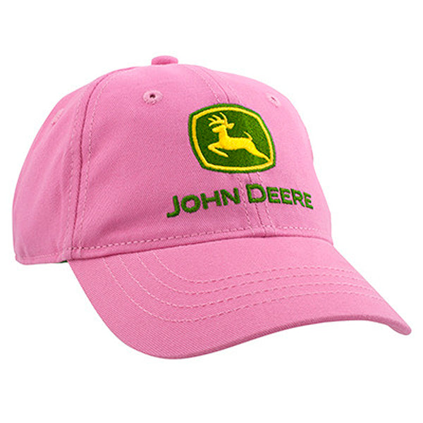 Toddler Pink Logo Hat LP51353