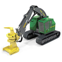 1/64 John Deere 859M Tracked Feller Buncher Toy Prestige Collection - LP53363