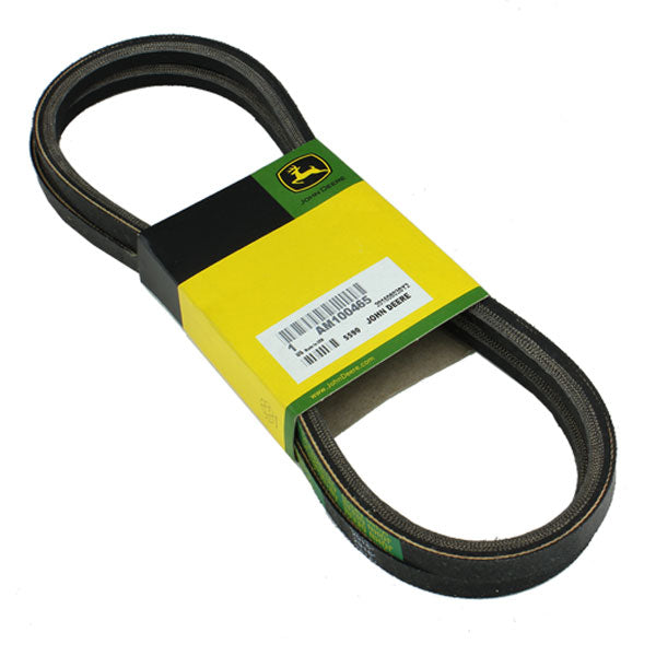 John Deere Drive Belt Set - AM100465 (Includes 2 belts)