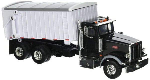 1/32 Peterbilt Model 367 Straight Truck w/ Grain Box Toy by Tomy #46499 - LP64462