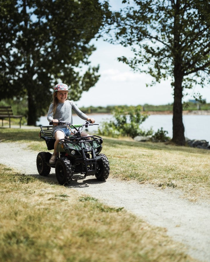 Rosso Motors Announces Launch of 2019 eQuad Kids ATVs