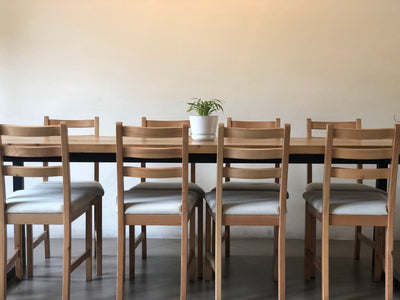 The Ultimate Guide to Choosing the Perfect Dining Table Size and Shape