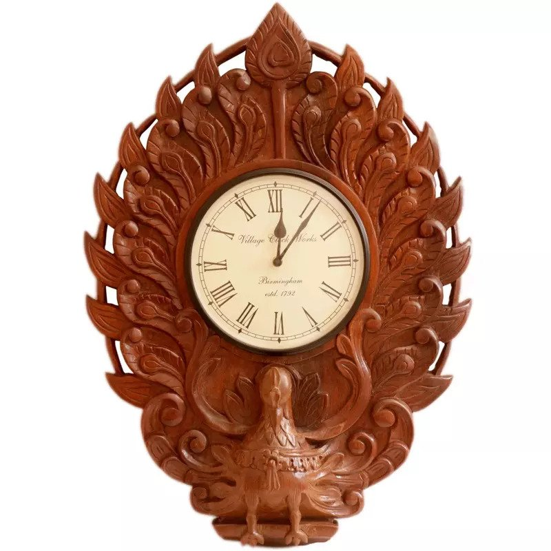 5 Tips to Help You Choose the Right Wooden Clock for Your Home