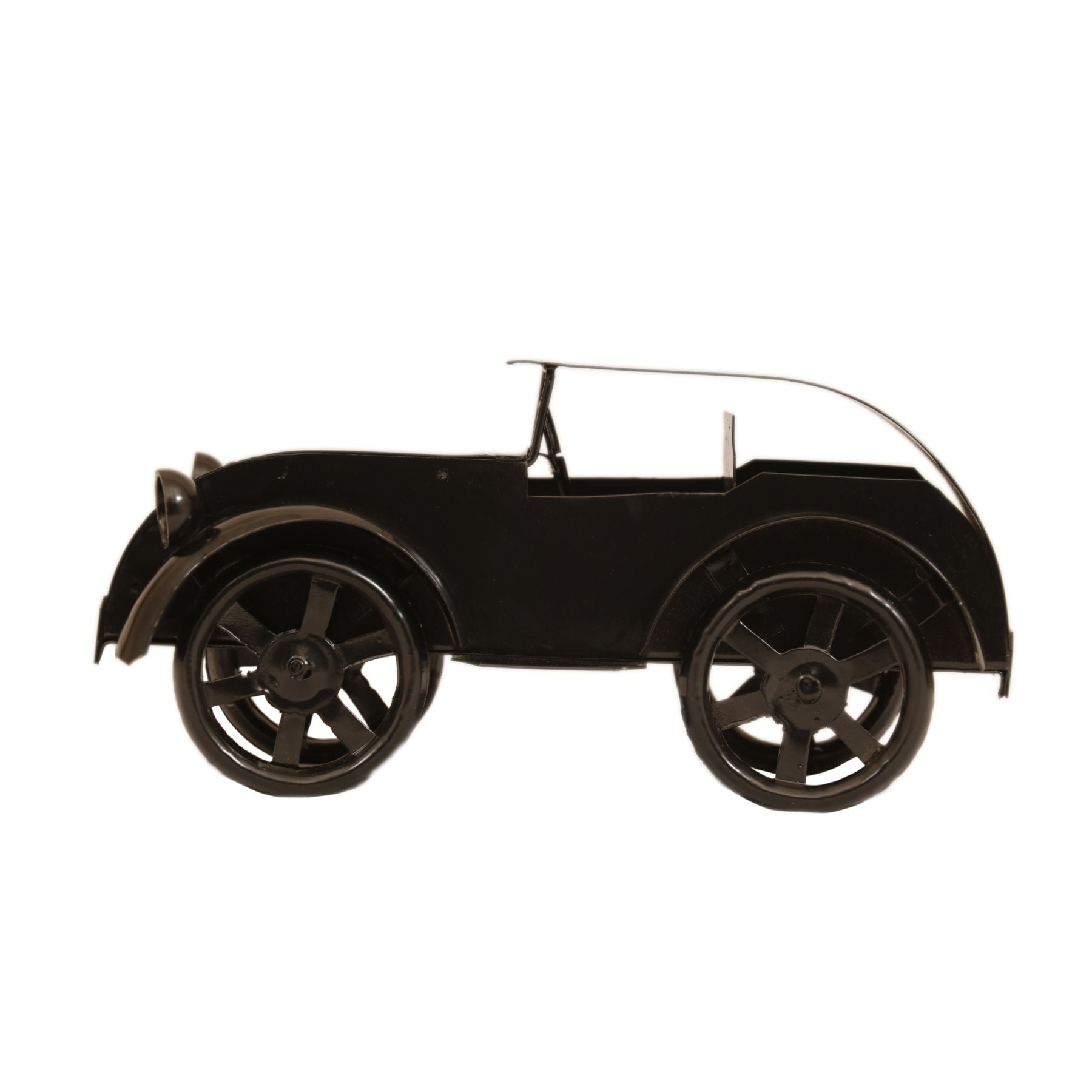 Antiques Metal Miniature Car - Woodsala