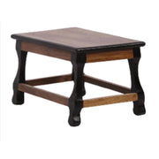 Dual Toned Teak Table - Woodsala