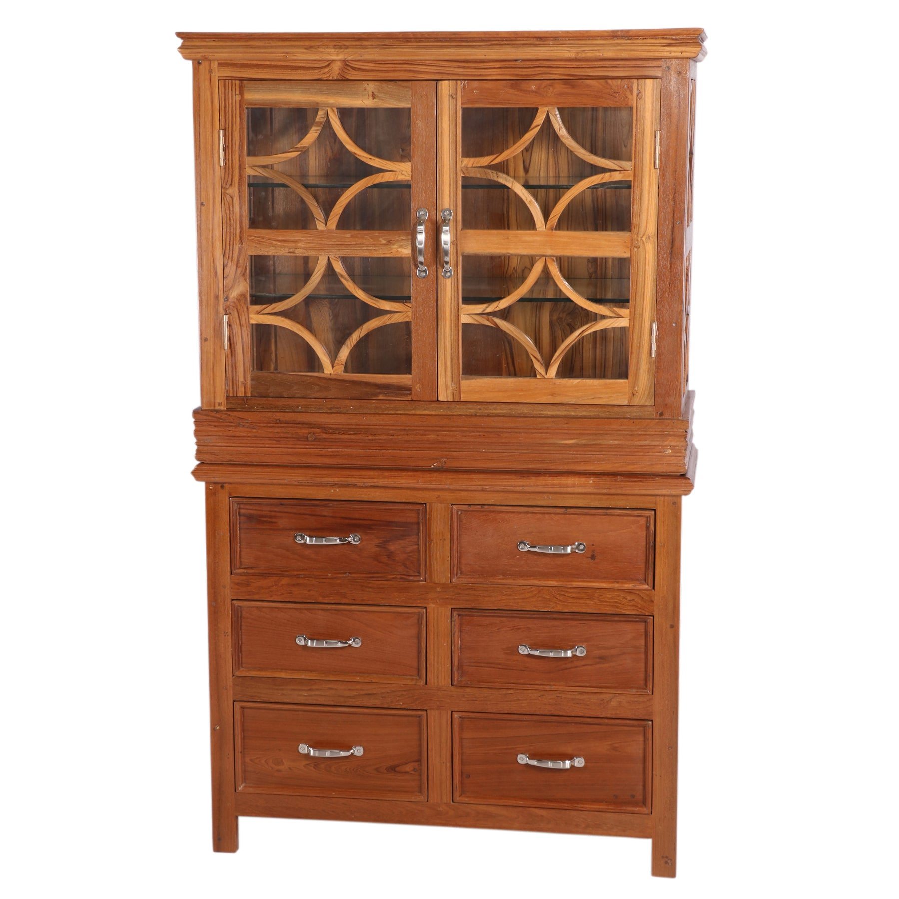 Accent Chest and Drawer Cabinet - Woodsala