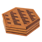 Checkered Branch Box - Woodsala