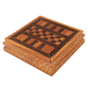Chessboard Panel Box - Woodsala