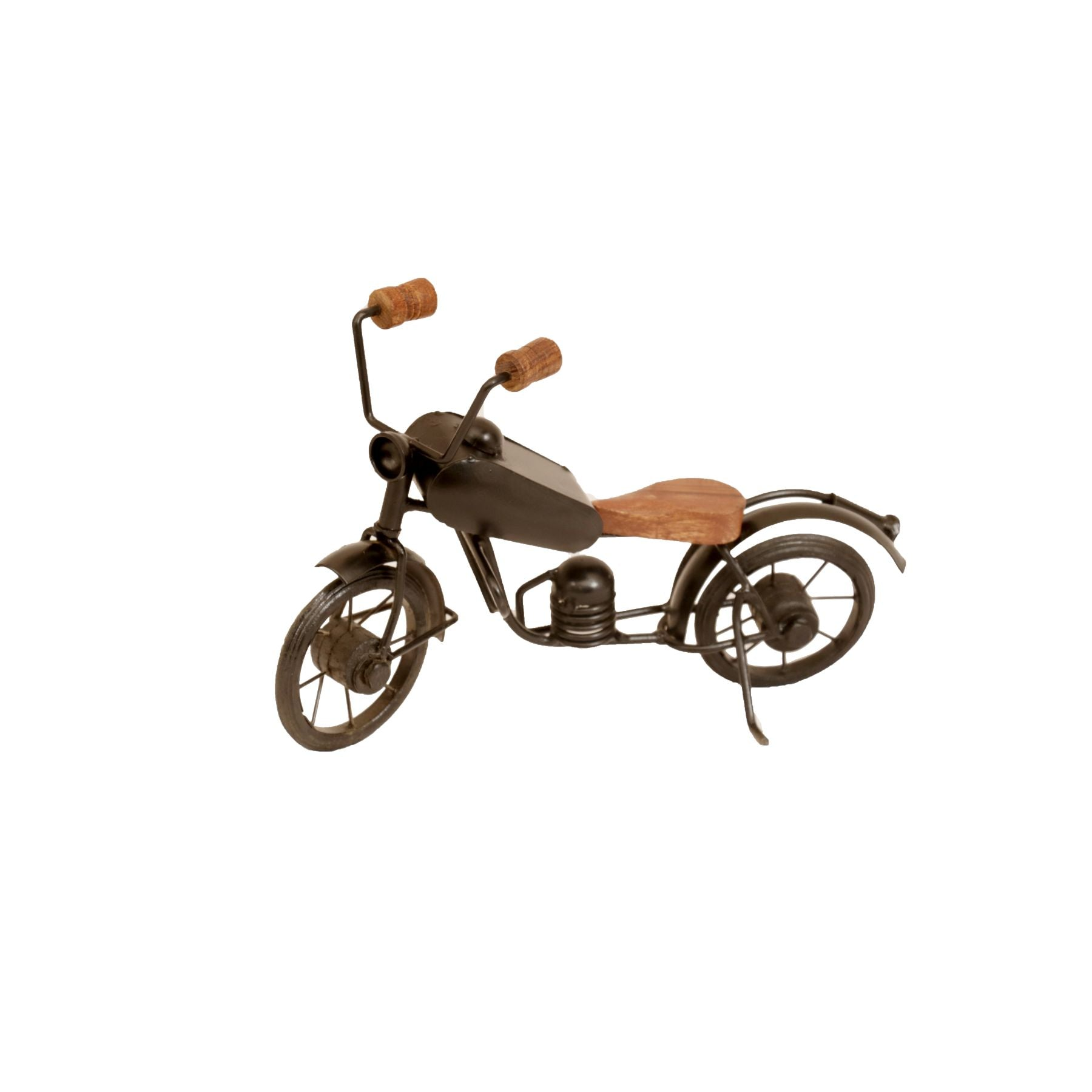 Tandem Metal Miniature Bike