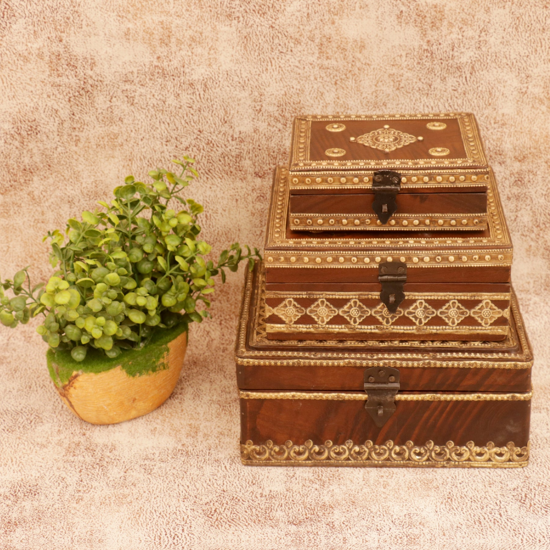 Wooden Classy Boxes - Woodsala