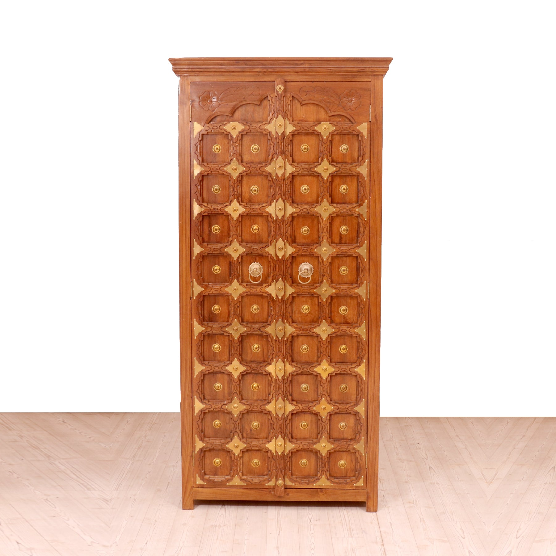 Ethnic Wooden Cupboard