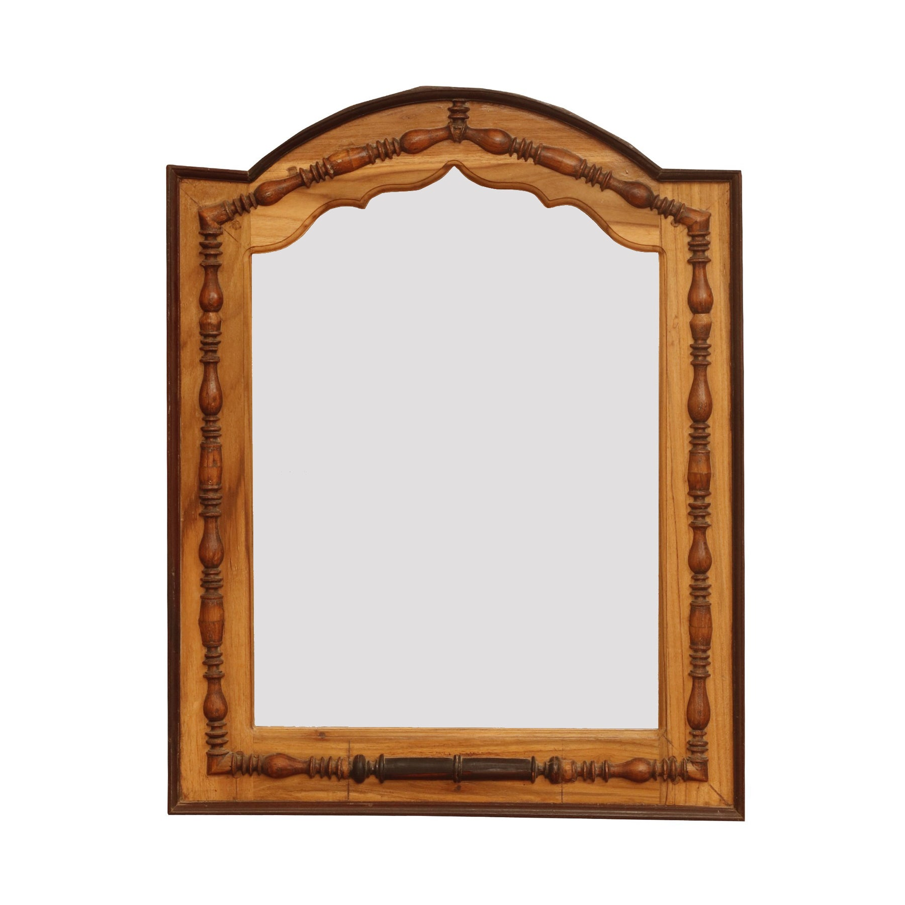 Sophisticated Jharokha Mirror Frame