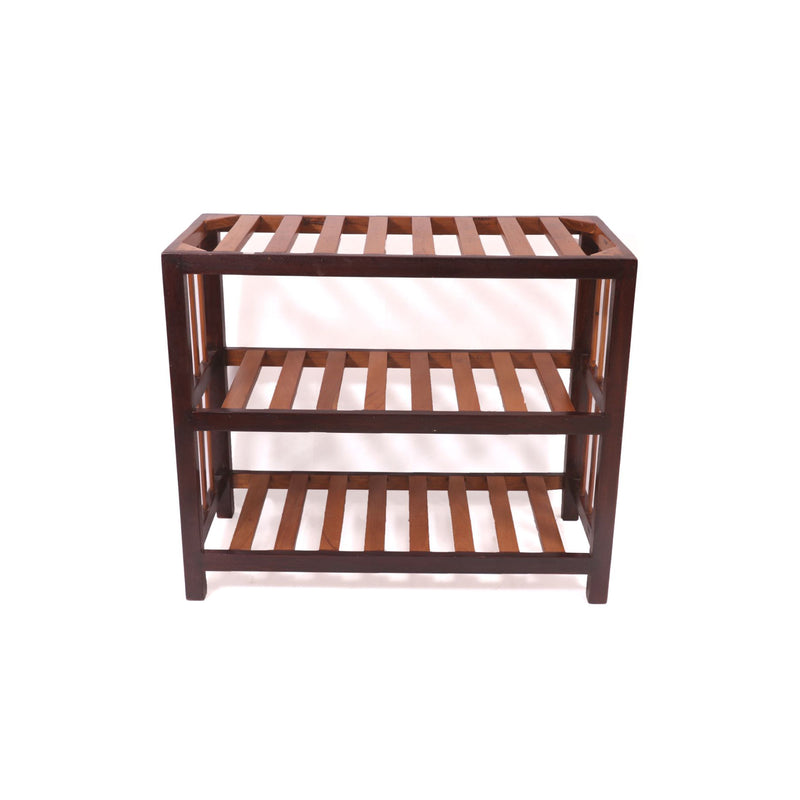 Three Tiered Rack - Woodsala