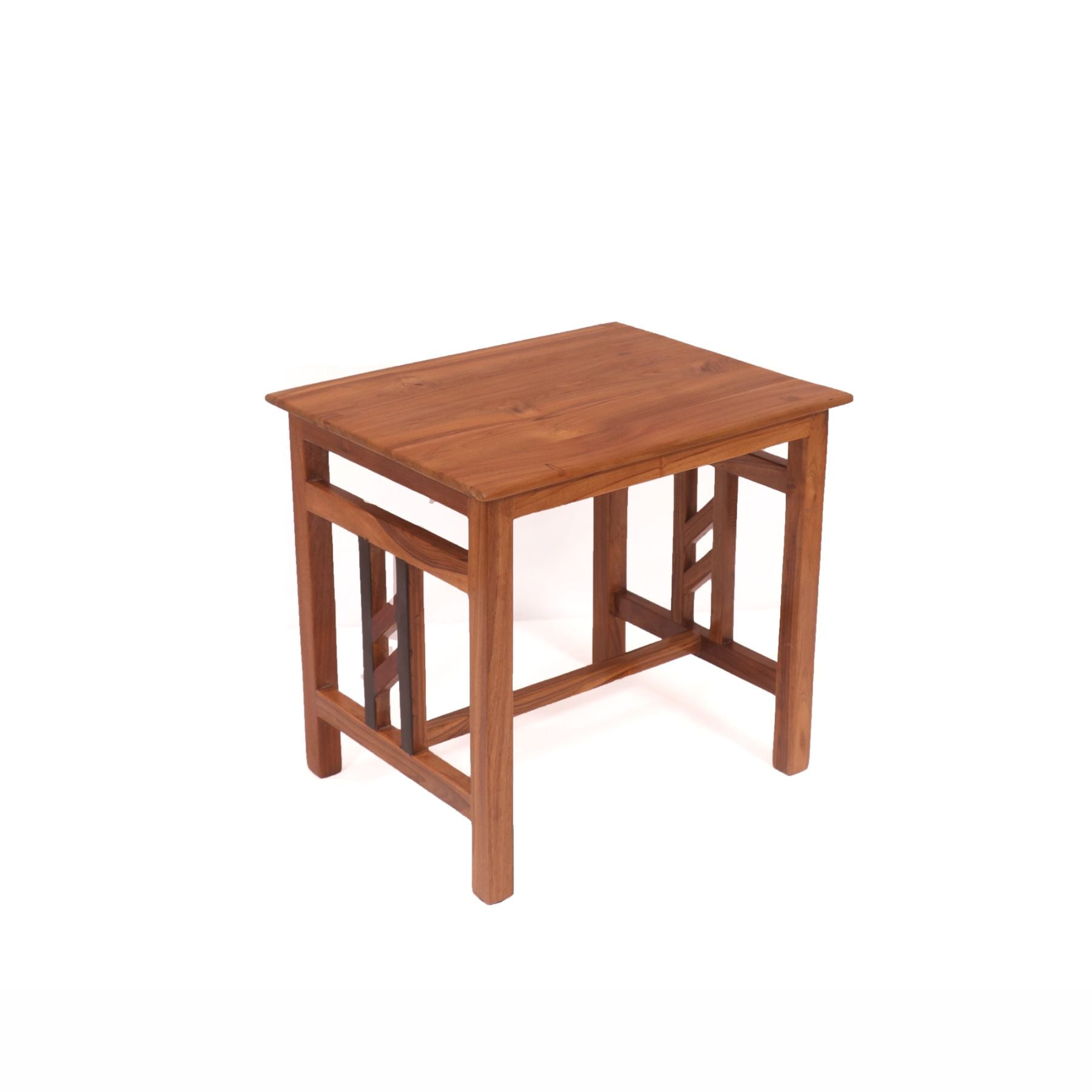 Teak Wood Simple Coffee Table