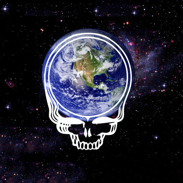 Sustainable Grateful Dead Space Face Global Warming Fashion Are you Kind