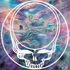 "Mars-1 ""Invisible Domain"" x Steal Your Face"