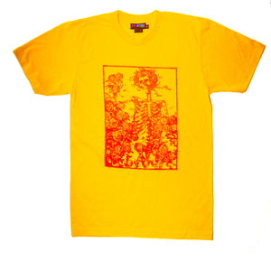 Orange Sunshine Bertha T-Shirt