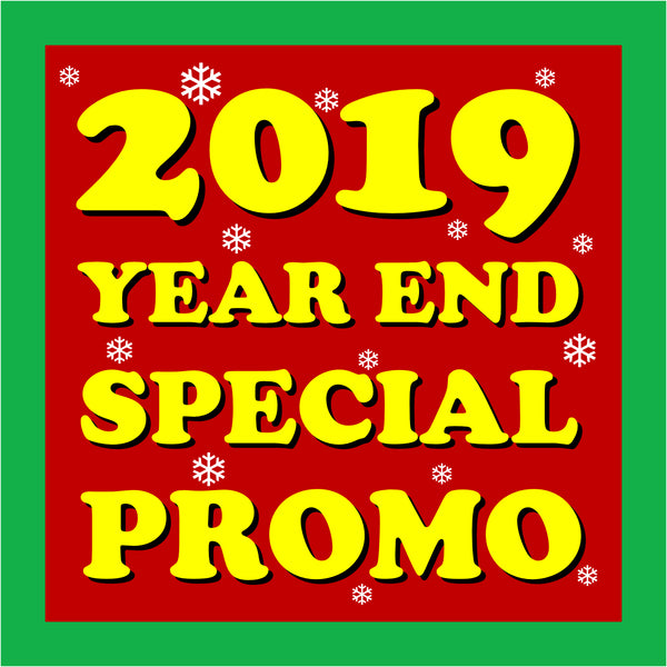 Year End Special Promotion